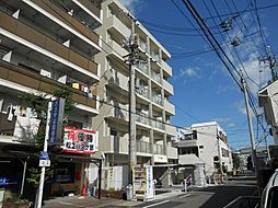 愛媛県松山市永代町の賃貸マンションの外観