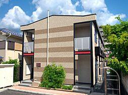千葉県習志野市本大久保4丁目の賃貸アパートの外観