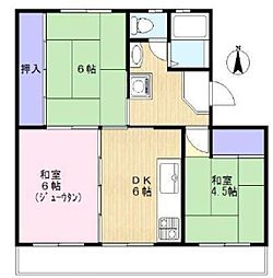 南大和住宅5号棟