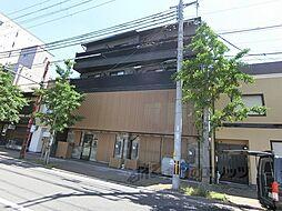 京福電気鉄道北野線 北野白梅町駅 徒歩12分の賃貸マンション