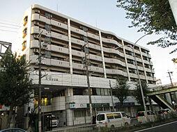 愛知県名古屋市千種区田代本通2丁目の賃貸マンションの外観