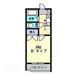 大元駅 4.5万円