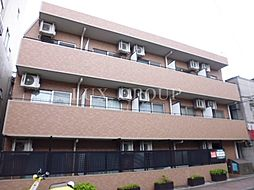 武蔵野コーポ2[1階]の外観