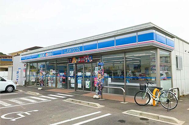 ローソン 高松多肥上町店 950m 徒歩12分?