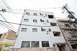 マンション山田[4階]の外観