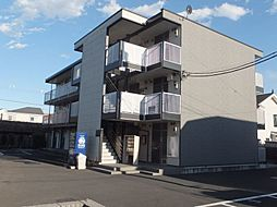 神奈川県相模原市南区下溝の賃貸マンションの外観