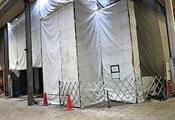 アールエー北田辺[2階]の外観