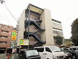 大阪府枚方市岡東町の賃貸マンションの外観