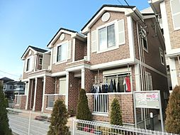 埼玉県さいたま市南区文蔵4丁目の賃貸アパートの外観