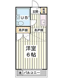 空色館[2階]の間取り