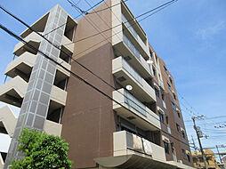 大阪府八尾市桜ヶ丘3丁目の賃貸マンションの外観