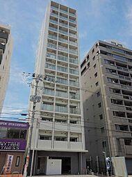 レオンコンフォート谷町六丁目[3階]の外観