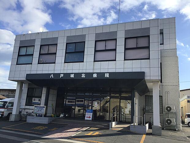 医療法人社団豊仁会 八戸城北病院 徒歩 約10分(約730m)
