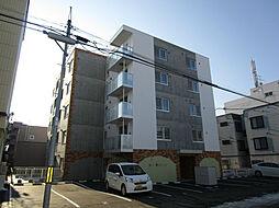 北海道札幌市東区北十条東15丁目の賃貸マンションの外観