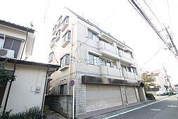 神奈川県相模原市中央区上溝4丁目の賃貸マンションの外観