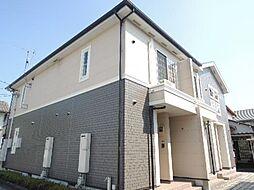 静岡県富士市鮫島の賃貸アパートの外観
