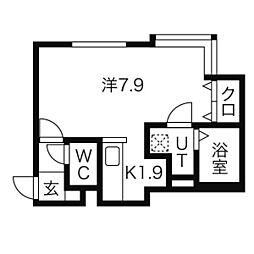 福住駅 4.0万円
