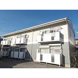 神奈川県小田原市矢作の賃貸アパートの外観