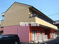 YASURAGI[1階]の外観