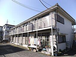 ハイツ武藤[2階]の外観