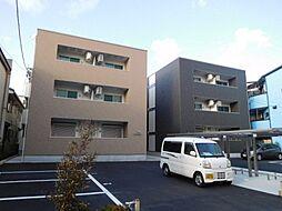 大阪府守口市南寺方中通3丁目の賃貸アパートの外観