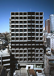 カスタリア麻布十番七面坂[7階]の外観