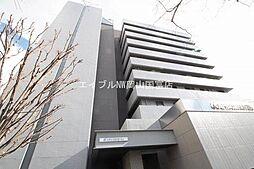 岡山県岡山市北区弓之町丁目なしの賃貸マンションの外観