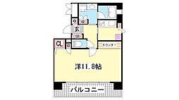 KAISEI新神戸[7階]の間取り