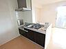 キッチン,2LDK,面積60.61m2,賃料8.5万円,つくばエクスプレス 研究学園駅 徒歩17分,,茨城県つくば市学園南