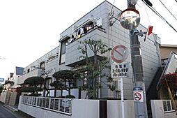 グリンデル・ハウゼ[1階]の外観
