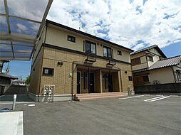 兵庫県高砂市梅井4丁目の賃貸アパートの外観