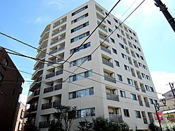 東京都国立市中2丁目の賃貸マンションの外観