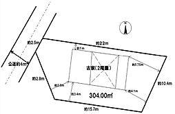 神戸市須磨区車字口道谷