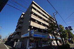 神奈川県川崎市川崎区池上新町2丁目の賃貸マンションの外観