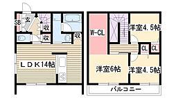 [一戸建] 愛知県名古屋市名東区梅森坂3丁目 の賃貸【/】の間取り