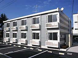 埼玉県さいたま市岩槻区城町1丁目の賃貸アパートの外観