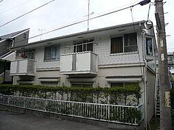 上町グリーンハイム[4号室号室]の外観