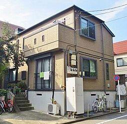 東京都練馬区氷川台1丁目の賃貸アパートの外観