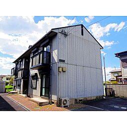 奈良県桜井市三輪の賃貸アパートの外観
