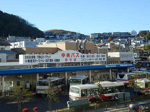【バス停】北海...