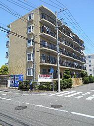 神奈川県横浜市都筑区荏田東3丁目の賃貸マンションの外観