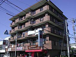 エスポワ−ル鳩岡[3階]の外観