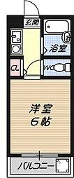 ReNaXia音羽(レナジア音羽)[303号室号室]の間取り