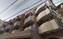 大山三功マンション[3階]の外観