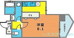 コンフォール元町[9階]の間取り