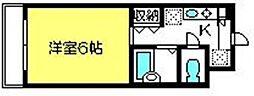 埼玉県さいたま市浦和区仲町4丁目の賃貸マンションの間取り