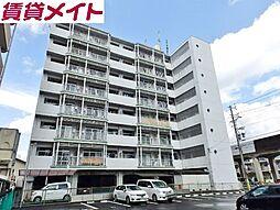 寿マンション[8階]の外観