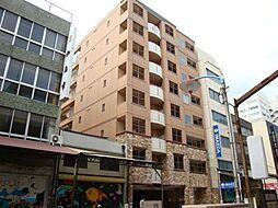 ドミール長者町[4階]の外観