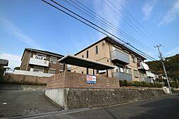 ラフィーネ須磨III[2階]の外観