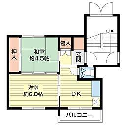 福住駅 1.9万円